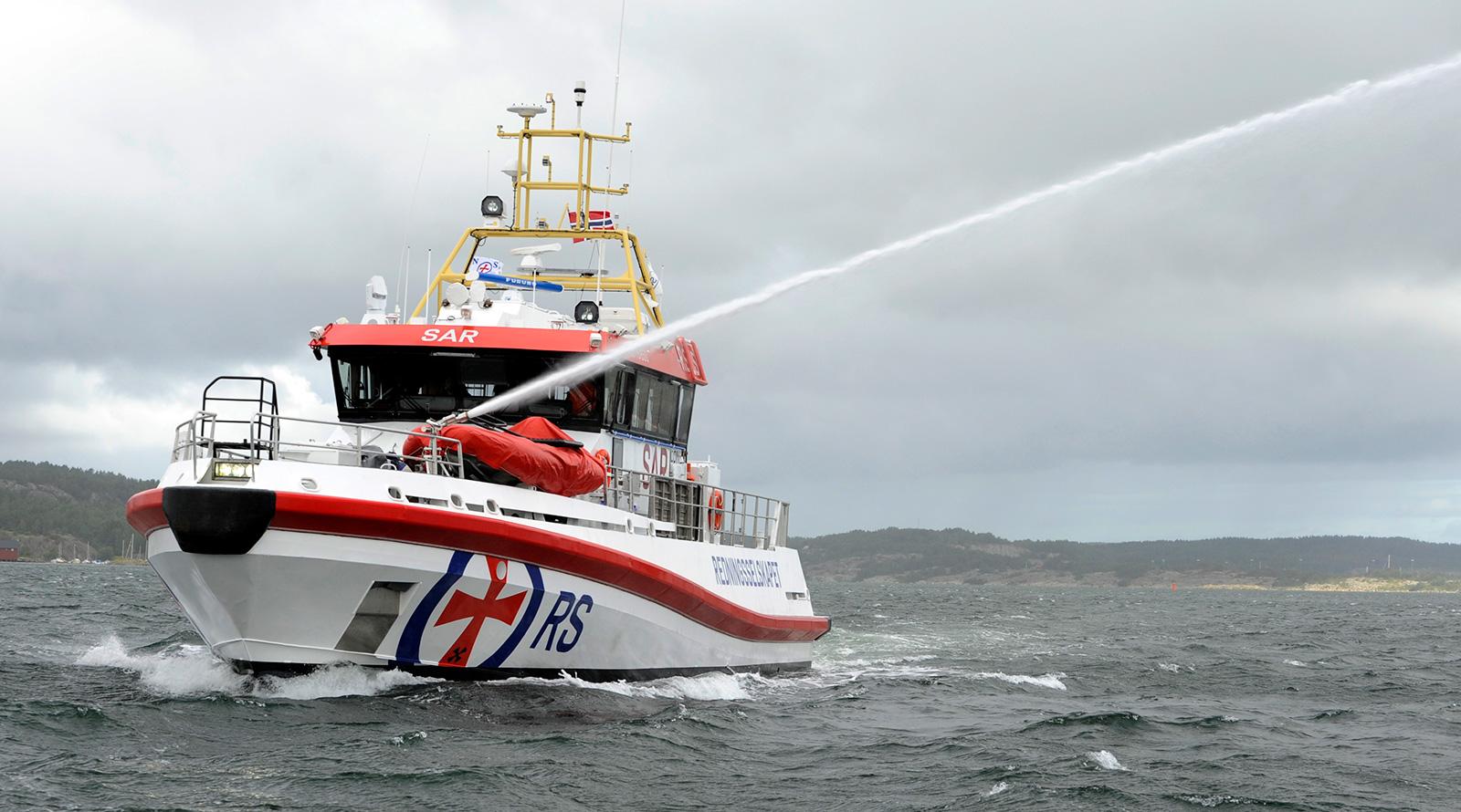 24 M Offshore Rescue Vessel Swedeship